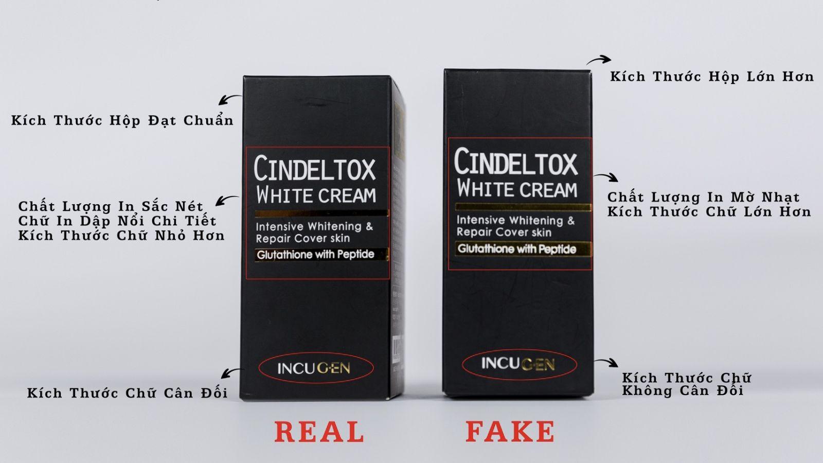 Thiên Long – nhà phân phối độc quyền Cindel Tox chính hãng tại Việt Nam cảnh báo về hàng giả, hàng nhái và hướng dẫn cách phân biệt Cindel Tox thật giả