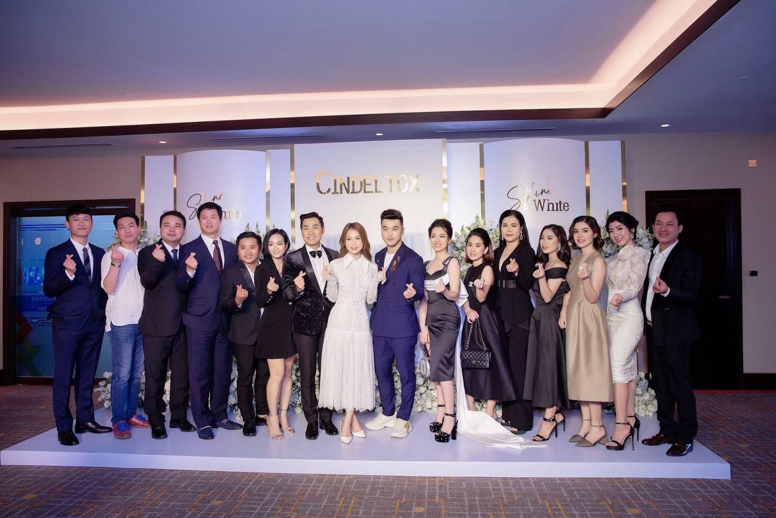 Thương hiệu Cindel Tox tổ chức sự kiện kỷ niệm 3 năm thành lập hoành tráng tại TP.HCM