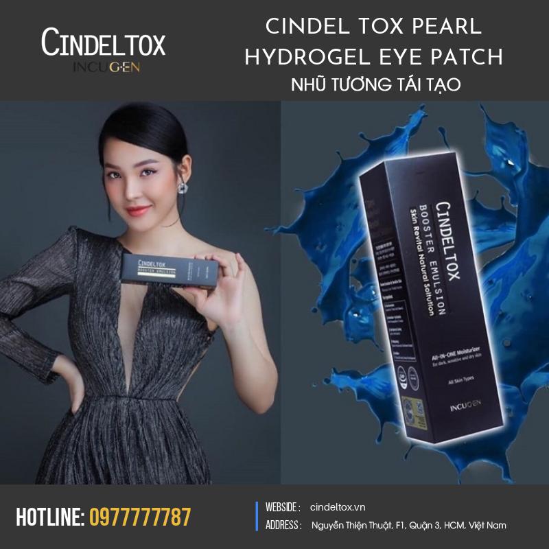 CINDEL TOX VOLUME EYE SERUM - Thanh lăn xóa nhăn Cindel Tox